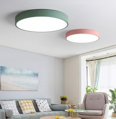 Simple decoration collect this idea simple decoration ideas for Kids Room Lighting, Living Room Lighting, Room Lights, Wall Lights, Round Led Ceiling Light, Modern Led Ceiling Lights, Kids Ceiling Lights, Low Ceiling Lighting, Bedroom Ceiling
