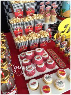 Cars (Disney movie) Birthday Party Ideas | Photo 4 of 27