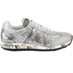 Premiata - scarpe SNEAKER DONNA LUCY D 2505 ARGENTO AI17 33602eda091