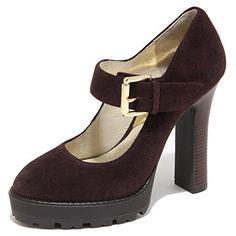 3951N decollete MICHAEL KORS scarpe donna shoes woman marrone [39] in OFFERTA su www.kellieshop.com Scarpe, borse, accessori, intimo, gioielli e molto altro.. scopri migliaia di articoli firmati con prezzi in SALDO #kellieshop Seguici su Facebook > https://www.facebook.com/pages/Kellie-Shop/332713936876989