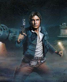 Han in Empire Strikes Back