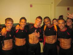 and they say cheerleading isn't a sport... :)    mmmmm... cheer boys <3