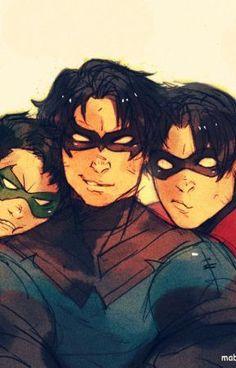 172 Best Batfamily images in 2019 | Batman family, Batman