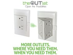 theOUTlet - The permanent solution to your outlet needs! project video thumbnail