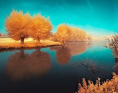 18 Photographies Infrarouge de David Keochkerian
