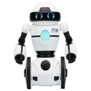 WowWee MiP Robot - White/Black 821 Meet MiP, your new robot friend! Equipped with GestureSense technology, any hand motion controls MiP. Using its free app, you can drive it, play games  more all while MiP balances on two wheels! http://www.MightGet.com/january-2017-11/wowwee-mip-robot--white-black-821.asp