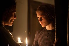 .The light went out Are you okay? Maybe you want me to stay with you until Restore power?
