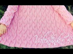 Всем привет! Меня зовут Валентина и это канал о вязании! Сегодня мы с вами будем вязать образец косы, которую я использую в своем кардигане ЛАЛО!