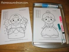Keeping kids entertained on LONG car rides *great collection of ideas + printables