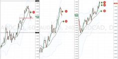 This is how to use Multi timeframe analysis for bigger profits – live example - Tradecie...