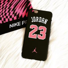 ‼️PM EDITOR PICK‼️Jumpman 23 iPhone 6 Plus Case Brand new! Jordan hard snap on case. Only for iPhone 6 Plus! Any questions, please ask! Jordan Accessories Phone Cases