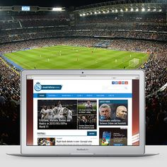 "Check out my @Behance project: ""Madridista News Online News Portal Website"" https://www.behance.net/gallery/36364751/Madridista-News-Online-News-Portal-Website"