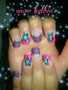 Flare Nails, French Tip Nails, Moma, Toe Nails, Triangles, Margarita, Hair And Nails, Nail Art Designs, Beauty Hacks