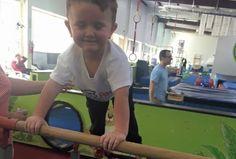 Preschool Open Gym TNT Gymnastics and Fitness Jacksonville, FL #Kids #Events