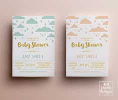 Hey, I found this really awesome Etsy listing at https://www.etsy.com/listing/230750522/clouds-and-rain-baby-shower-invitation