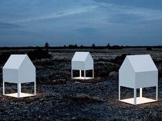 LIGHT HOUSE Lámpara de pie by ZERO diseño Thomas Sandell