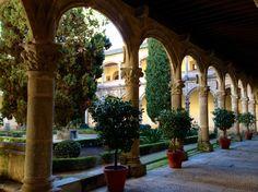 Monasterio de Yuste.