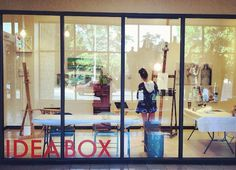The Idea Box: Bringing People Together Through Collaborative Creation