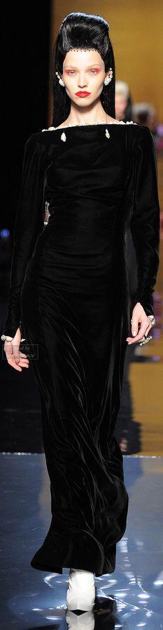 Jean Paul Gaultier Fall-winter 2014-2015.