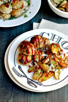 Ricotta and Sun-Dried Tomato Turkey Meatballs with Balsamic Ketchup