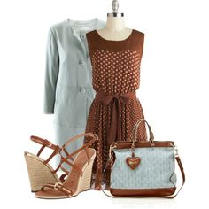 """""""Mint Chocolate Chip"""" by pippimommy on Polyvore"""