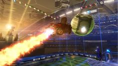 Rumble mode coming to Rocket League   Psyonix is always looking to keep the game fresh after a year of its release and that is an awesome thing to do. The next update a free one mind you will introduce people to the Rumble Mode.  This mode will give players different ways to attack the ball or its opponent. In the trailer you see a giant boot on a spring some sort of tractor beam freezing the ball and the most awesome addition is the ability to summon a tornado.And these are just a few of…