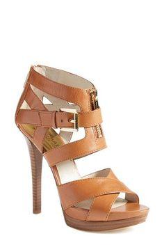 MICHAEL Michael Kors 'Anya' Platform Sandal (Women) available at #Nordstrom $184.95