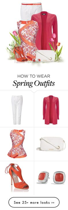 """Step Into Spring!"" by moomoofan1972 on Polyvore"