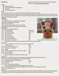 HORGOLT TAKARÓK-PLÉDEK - horgoljunk.lapunk.hu Easter Crochet, Blog, Amy, Facebook, Google, Squash Fritters, Girls Dresses, Amigurumi, Blogging
