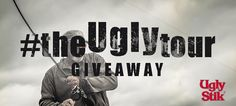 Ugly Tour #Sweepstakes | Win an Ugly Stik! Ends 3/27.