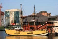Boston Tea Party site