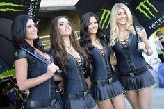 Monster Energy Drink Girls | Home » Paddock Girls of Brno MotoGP 2012 » Monster Energy Girls in ...