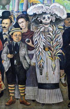 catrinas Frida kalo