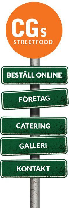 CGs Streetfood - Beställ mat online för Hemkörning & Avhämtning