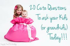questions kids ask - Google Search