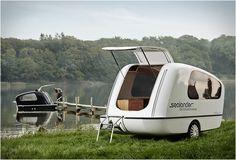 Sealander | Amphibious Camper