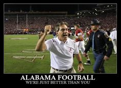 Alabama Football Photo:  This Photo was uploaded by jagrogan0919. Find other Alabama Football pictures and photos or upload your own with Photobucket fre...
