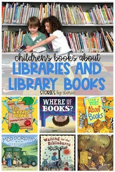 Libraries are magical places filled with adventure, interesting characters, mysteries, and more. Here are some great children's books about libraries, librarians, and those who love to read books.