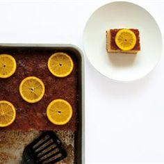 Πορτοκαλόπιτα με φύλλο κρούστας - Η Gourmet Γωνιά για γεύσεις και αναγνώσεις - συνταγές - Το Βήμα Online