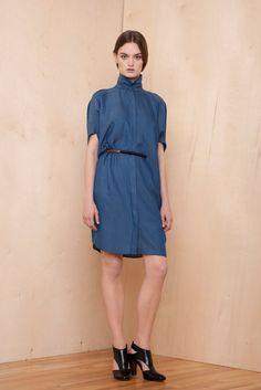Zero + Maria Cornejo Pre-Fall 2012 Collection Photos - Vogue