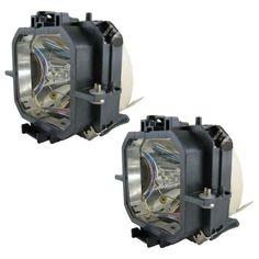 Powerwarehouse Epson PowerLite 720c Multimedia Projector Lamp by Powerwarehouse - Premium Powerwarehouse Replacement Lamp (QTY: 2pcs). 100% OEM Compatible - Lamp Module & Bulb. 180 Day Replacement Warranty. Specs: 150 Watt, UHP. Fits: Epson PowerLite 720c. Powerwarehouse is the only Authorized reseller of Powerwarehouse products. Warranty coverage applies to items sold by seller Powerwarehouse.