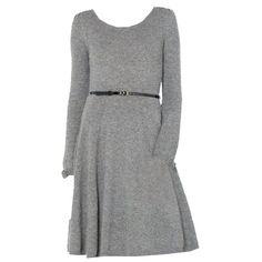 Nous avons qu'une envie se glisser dans cette robe ! 34,99€  Achetez la ici ; http://stylefru.it/s986289 #robegrise