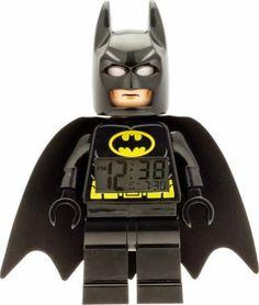 Despertador Lego Batman   Relojes Especiales