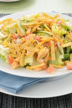 Weight Watchers Chicken Taco Salad Recipe