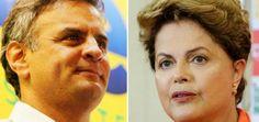 Dorjival Silva: Aécio tem 53,2% contra 46,8% de Dilma, diz institu...