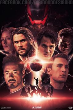 avengers age of ultron - 5.1.15