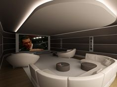 Home_Theater Designs, Furniture and Decorating Ideas home-furniture.ne… – home theater design ideas Home Cinema Room, Home Theater Decor, At Home Movie Theater, Best Home Theater, Home Theater Rooms, Home Theater Seating, Home Theater Design, Home Decor, Home Theatre