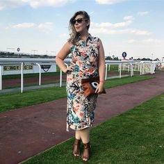 Spent my Saturday afternoon at the races Loved every minute!