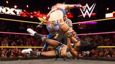 WWE NXT 10/26/16: Asuka vs Thea Trinidad