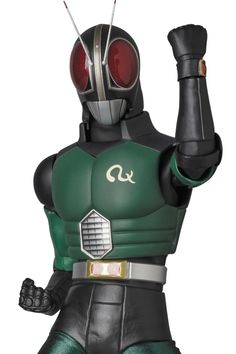 RAH DX Kamen Rider BLACK RX Version 1.5 | Gundam Century